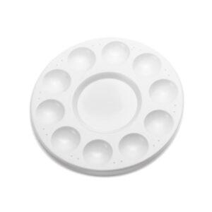 Plastic Circular Palette