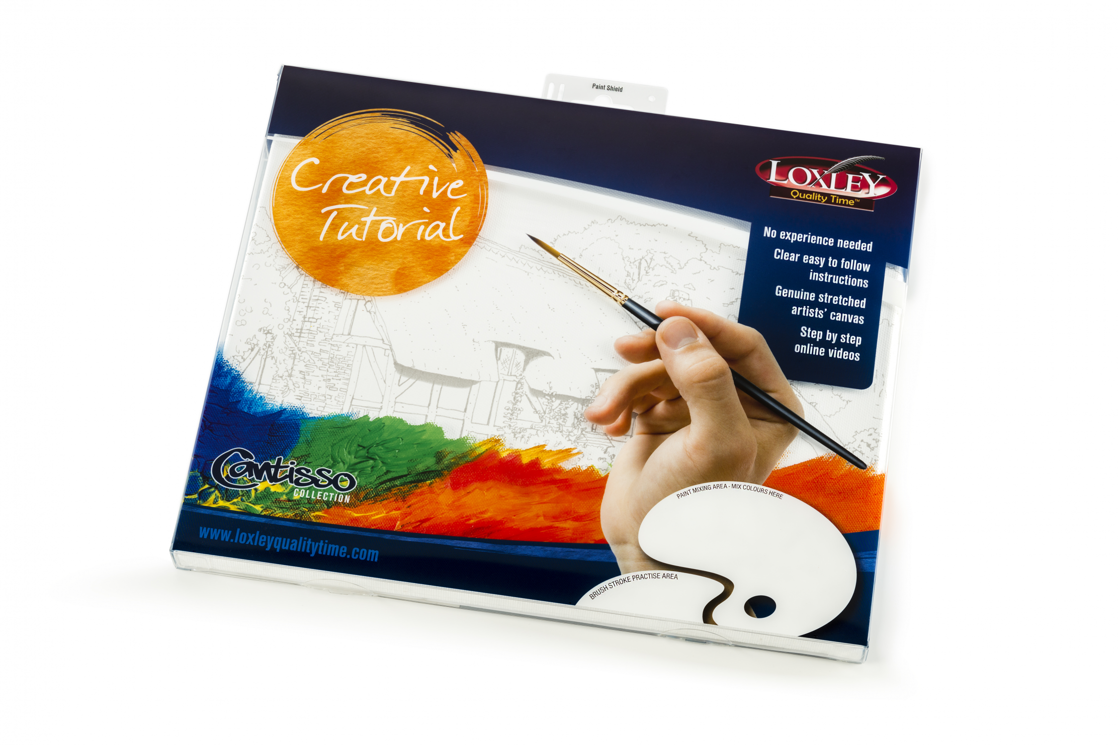 The Perfect Art Gift – Quality Time Kit